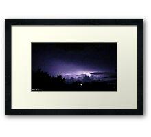 Lightning 2012 Collection 49 Framed Print
