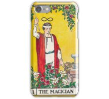 Tarot Card - the Magician iPhone Case/Skin