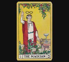 Tarot Card - the Magician by TexasBarFight
