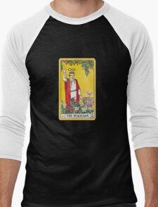 Tarot Card - the Magician Men's Baseball ¾ T-Shirt