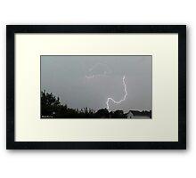 Lightning 2012 Collection 81 Framed Print