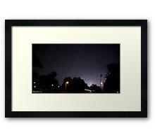 Lightning 2012 Collection 84 Framed Print