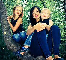 All three in a Tree by Jena Ferguson