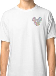 Lilly Pulitzer Inspired Mouse Ears - Scuba to Cuba Classic T-Shirt