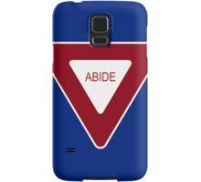 Abide [Tee & Case] Samsung Galaxy Case/Skin