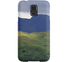 Silver Howe & Crinkle Crags From Alcocks Tarn  Samsung Galaxy Case/Skin