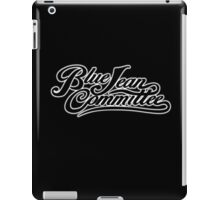The Blue Jean Committee iPad Case/Skin