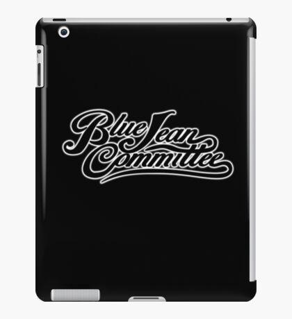 The Blue Jean Committee iPad Case/Skin