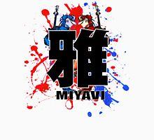 Colours Of Miyavi FACE-OFF Unisex T-Shirt