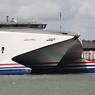 Poole Quay Cat Ferry by mdench
