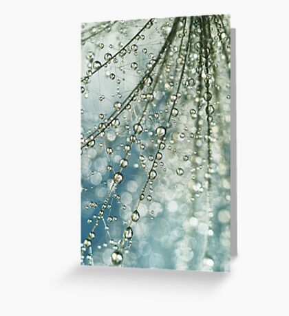 Fairy Rain Greeting Card