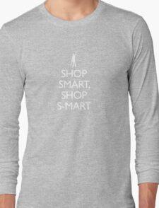 Shop Smart Shop S-Mart Long Sleeve T-Shirt