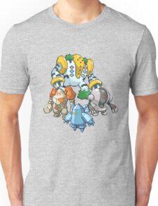 Legendary Titans  Unisex T-Shirt