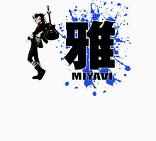 Miyavi Blue Splash Unisex T-Shirt