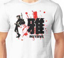 Miyavi Red Splash Unisex T-Shirt