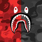 A Bathing Ape x Shark by ONLYFLY