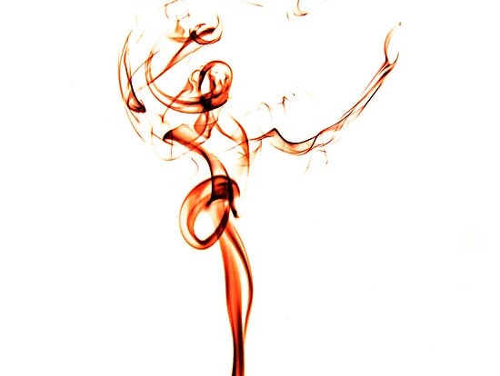 Smoke dancer by dan williams