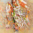 Native Dancer by Dyle Warren