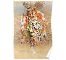 Native Dancer Poster