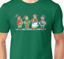 Santa's Band of Elves Unisex T-Shirt