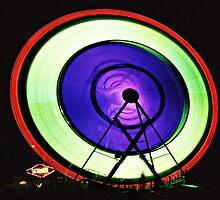 Ferris Wheel Spin by Robert Breisch