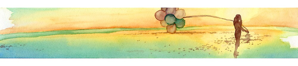 Ocean Iridescence (without signature) by RontufoxPrints
