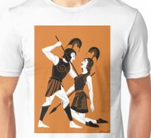 Achilles and Penthesilea T-Shirt Unisex T-Shirt