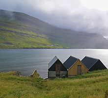 Færøerne by Aase