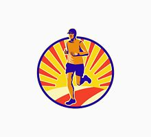 Marathon Runner Athlete Running Unisex T-Shirt