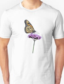 Monarch on mauve t-shirt/leggings/merchandise T-Shirt