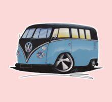 VW Splitty (11 Window) H One Piece - Short Sleeve
