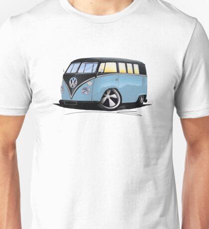 VW Splitty (11 Window) H Unisex T-Shirt