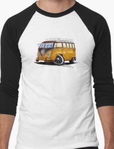 VW Splitty (23 Window) E Men's Baseball ¾ T-Shirt