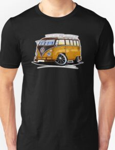 VW Splitty (23 Window) E Unisex T-Shirt