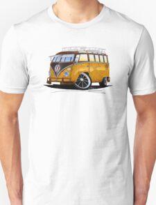 VW Splitty (23 Window) E Unisex T-Shirt