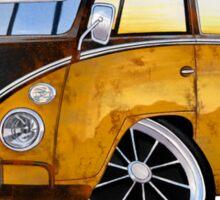 VW Splitty (23 Window) E Sticker