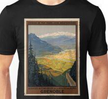 Vintage poster - Grenoble Unisex T-Shirt