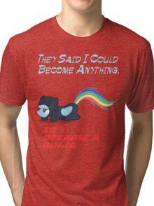 Ninja Dash  Tri-blend T-Shirt