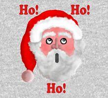 Ho!-Ho!-Ho! Unisex T-Shirt