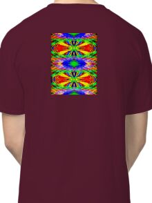 Colored  Wheels Classic T-Shirt
