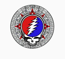 Mayan Calendar Steal Your Face - Basic Color Unisex T-Shirt