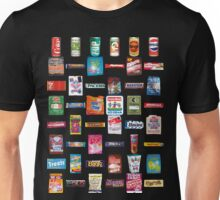 80s Junk Food Unisex T-Shirt