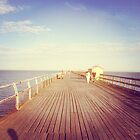 Pier in Summer by ashjlawson