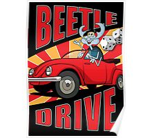 Beetle Drive Poster