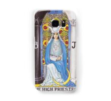 Tarot Card - The High Priestess Samsung Galaxy Case/Skin