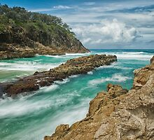The Silky Sea by Kristin Repsher
