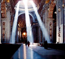 St Peters Cathedral by ronsphotos