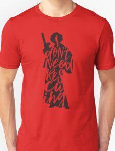 Don't Rescue Me Unisex T-Shirt