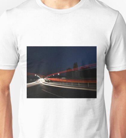 Arlington Memorial Bridge at night Unisex T-Shirt