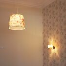 The Lovely Room (Vintage Flower Lamp) by Andreka